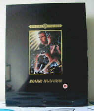 BLADE RUNNER DVD BOX SET - DELETED CDA DELUXE SERIES - NEW & SEALED