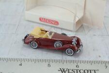 Wiking 8350120 Old Timer Mercedes 540 K car 1:87 Scale HO