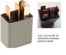 CAN AM 2008-2015 DS450 DS 450X UPGRADE RELAYs  ECM, FUEL PUMP, LIGHTS ETC JAPAN