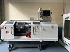 2010 Haas Tl 2 Lathe With Tailstock And Toolroom