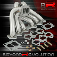 For 1993-1998 Toyota Supra 3.0 2JZGTE JDM Performance S/S Exhaust Turbo Manifold