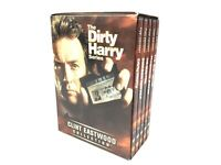 The Dirty Harry Series DVD  2001 5-Disc Set The Clint Eastwood Collection
