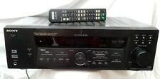 Sony STR-DE585 Stereo Receiver 5.1 Audio Video Tuner Sony remote Fully Working