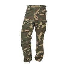 Pantalone Pantaloni Cargo Uomo West Coast Choppers Mimetici Camouflage Tg S