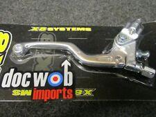 Honda CRF250 CRF450 2010-2020 New silver clutch lever + bracket assembly X81024