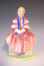 "Rare Royal Doulton - Hn1813 Forget me Not - 6"" High (#603)"