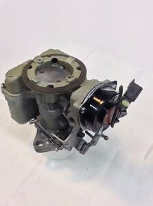 TOMCO REMAN CARTER YFA CARBURETOR 7077S 1975 FORD MERCURY 250 ENGINE