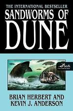 Dune Ser.: Sandworms of Dune by Kevin J. Anderson and Brian Herbert (2007, Hardcover)