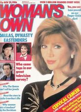 Weekly Woman's Own Magazines in English