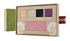 AVEDA Twinkling Eyes Palette Eye Shadows Face Accent Gift Set $38 New in Box