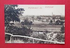 AK GROßRÖHRSDORF um 1910 Ortsansicht mit Kirche    ( 37602