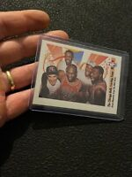 Michael Jordan 1991 Skybox Collector Card #337 Invest Basketball NR Chicago Bull