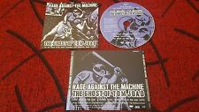 RAGE AGAINST THE MACHINE *The Ghost Of Tom Joad* RARE 1997 PROMO CD SINGLE 3-TR