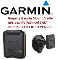 Genuine Garmin *Cradle Adapter Only Mount* RV 760LMT Dezl 760LM 770 LM LMTHD GPS