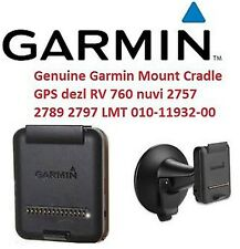 Genuine Garmin RV 760LM 760LMT Dezl 760 770LMT HD GPS Cradle Mount Adapter Only