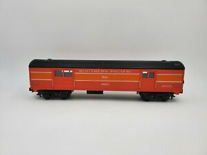 DAYLIGHT SOUTHERN PACIFIC 6600 TRAIN PASSENGER CAR MTH ELECTRIC TRAINS