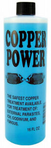 ENDICH - Copper Power Blue For Saltwater - 16 fl. oz. (473 ml)