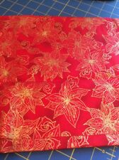 Christmas Holiday Cotton Fabric