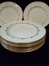 Vintage Royal Doulton Plate Bread and Butter Rondo Pattern #4935 Fine Bone China 6 12 Plates England 16 Available; Sold Separately 1960/'s