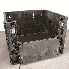 45 x 48 x 34 Refurbished Collapsible Bulk Container