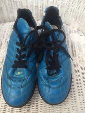 Patrick Bleu Baskets Chaussures De Sport Taille 5 < T1009