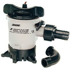 750 GPH Electric Submersible Bilge Pump with Replaceable Motor Cartridge