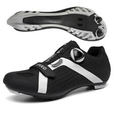MTB Outdoor Cycling Shoes Mens Profession Racing Road Bike Shoes Bicycle Sneaker