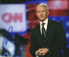 CNN ANDERSON COOPER  Signed 8x10 Photo
