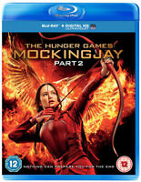 THE HUNGER GAMES - PART 2 - BLU RAY - NEW / SEALED - UK STOCK