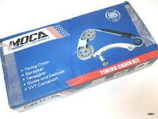 MOCA Timing Chain Kit For 02-07 Nissan 3.5L Altima 350Z Murano Infiniti VQ35DE