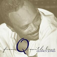 Quincy Jones - From Q with Love [New CD] Rmst, Reissue