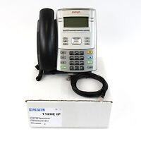 Nortel Avaya 1120E IP LCD Phone Silver - Bulk