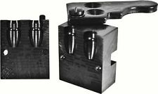 Lyman 356637 DC Mould 9mm 147 Grains Reloading Bullet Mold: 2660637