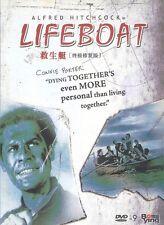 Lifeboat DVD Alfred Hitchcock 1944 Tallulah Bankhead John Hodiak NEW R0 Eng Sub