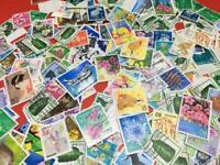STAMP JAPAN  300pcs lot off paper commemorative:def=5:5 philatelic collection