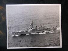 Vintage US Navy 8 x 10 Press Photo USS Hartley DE-1029 1965 Newport, RI 718