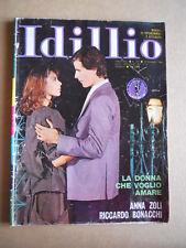 IDILLIO n°257 1984 ed. Lancio  [G577]