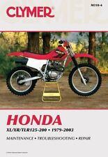 Clymer Honda XL/XR/TLR 125-200 (1979-2003)