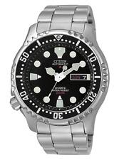 Citizen NY0040-50E Bracciale in Accaio, divers 200 metri
