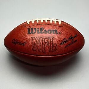 "Authentic 1983 Pete Rozelle Era - Wilson 'The Duke"" NFL Game Ball"
