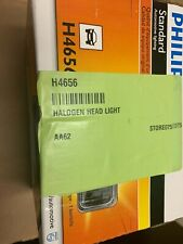 PHILIPS HALOGEN H4656 LOW BEAM HEADLAMP REPLACEMENT.