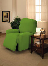 LIME COVERS FOR RECLINER  SOFA COUCH LOVESEAT CHAIR-FUTON-A CUSTOMER FAVORITE X