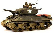 "Milicast BA16 1/76 Resin WWII USA Sherman M4A3E2 75mm ""Jumbo"" Tank"