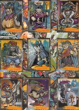 1992 TROLL FORCE Comic complete 50 Card Set