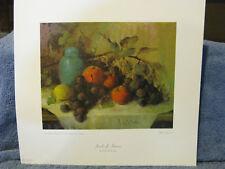 Jewels of Autumn Print- Cody Bentley- 1967- USA