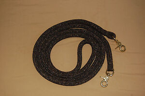 YACHT ROPE FINESSE REIN FOR PARELLI TRAINING METHOD, MANY AVAILABLE COLORS!