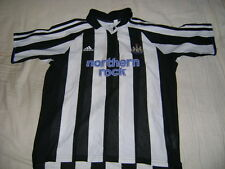 Newcastle United shirt jersey Adidas XLB 164 cm climalite vintage