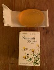 Crabtree & Evelyn Camomile glycerine bar soap 3.5oz/100g new in box