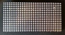 Two Mikohn Led Display Panel 341-014-50B Led4 Mk2 Rnd Disp 00750303