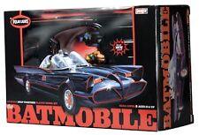 1:25 1966 Batmoble TV Plastic (With Figures) Kit